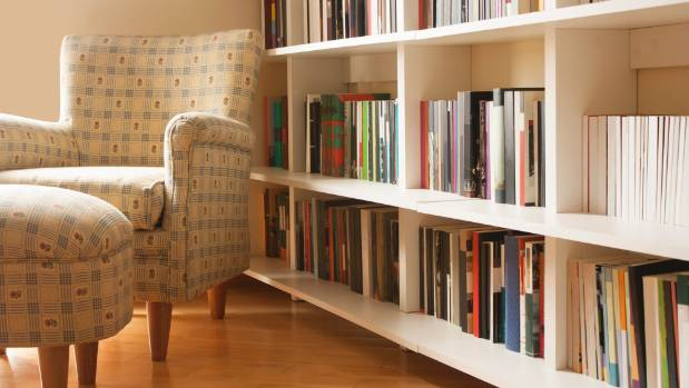 Electronic readers have their place, but books bring soul to a home.
