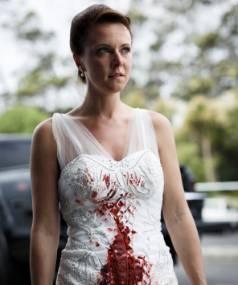 Ria Vandervis as as Harper on Shortland Street.