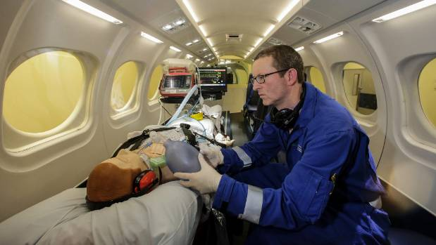 World First Medical Flight Simulator Takes Off At
