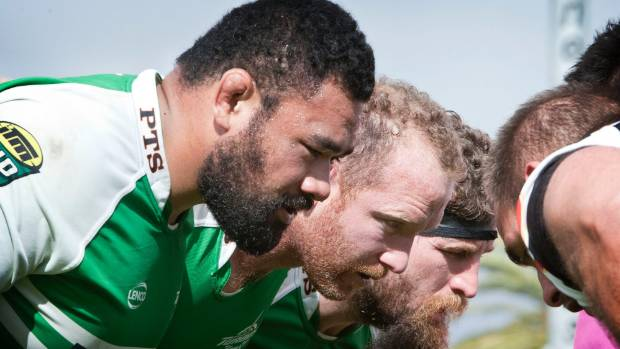 Former Turbos prop Ma'afu Fia makes his first outing for new