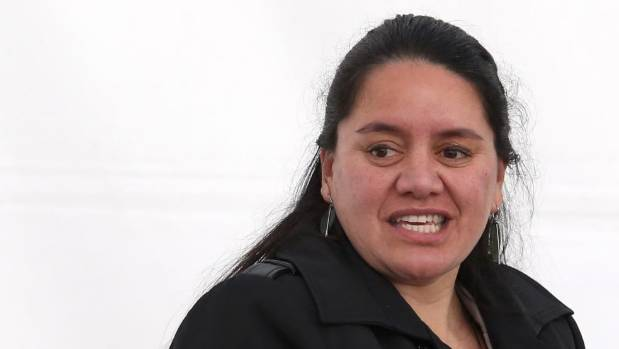 "Te Kotahitanga o Te Atiawa chairwoman Liana Poutu believed it was ""hugely important"" for the iwi to have its customary ..."