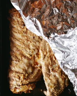 how to make pork barbecue