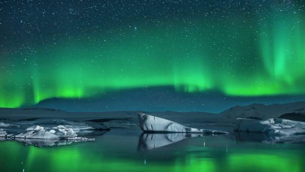 29 per cent of Kiwis would like to witness the Northern Lights.
