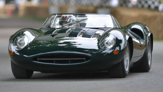 The Original Jaguar XJ13 Was Completed By Jaguar In 1966.