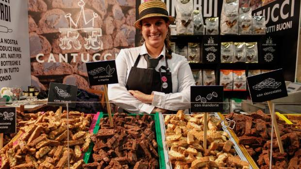 Held in Turin every second October, Salone del Gusto is a one-of-a-kind food-festival.