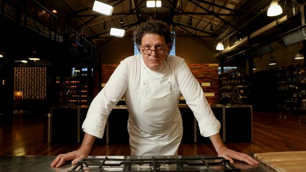 Cruise passengers can watch UK restaurateur Marco Pierre White demonstrate how dishes are made and then dine with him.
