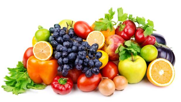 what fruit are you eating only fruits and vegetables for a month