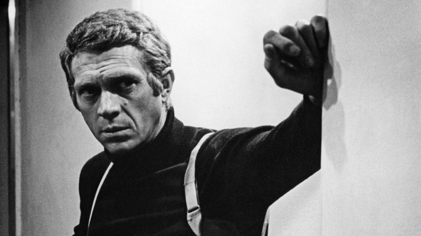 steve mcqueen in project to picture every sevenyearold - HD1420×799