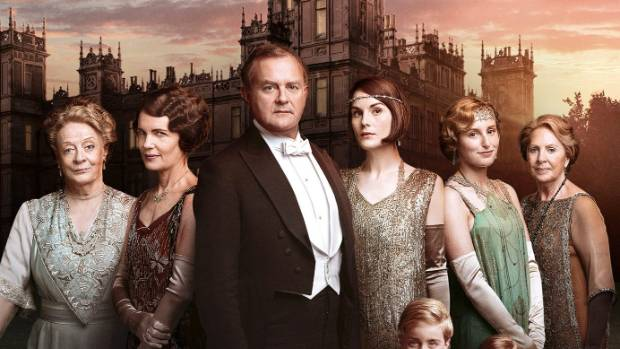 Downton Abbey movie hoping to start production in 2018 | Stuff.co.nz