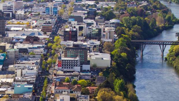 Hamilton is not that different from Palmerston North, says columnist Greer Berry.