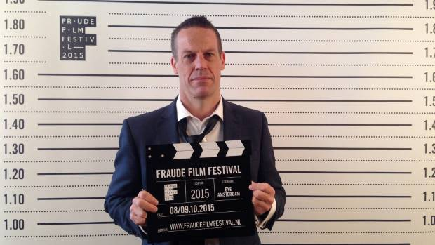 Deloitte associate director of forensic Ian Tuke gets into the spirit of the Dutch film festival.