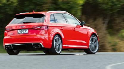 Audi's hot RS3 is the best sub $100,000 blast   Stuff co nz