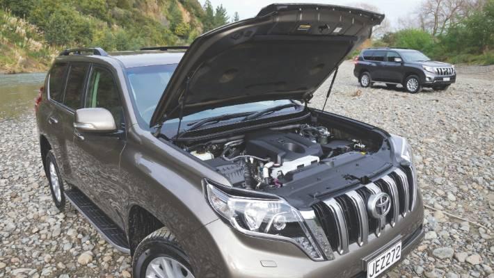 Toyota Prado: A tale of two engines | Stuff co nz