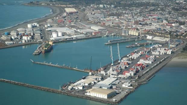 A harbour swim will take competitors around Timaru's North Mole and into Caroline Bay.
