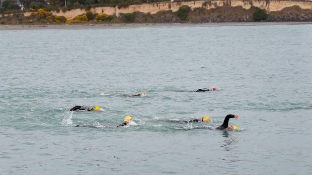 A separate ocean swim has been added to Timaru's triathlon event.