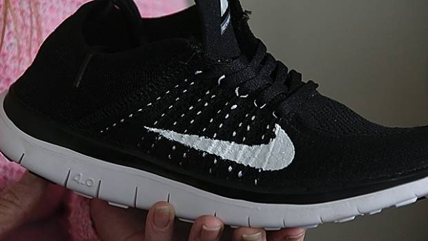 Scam leaves Wellington woman out of pocket, with fake Nike shoes |  Stuff.co.nz
