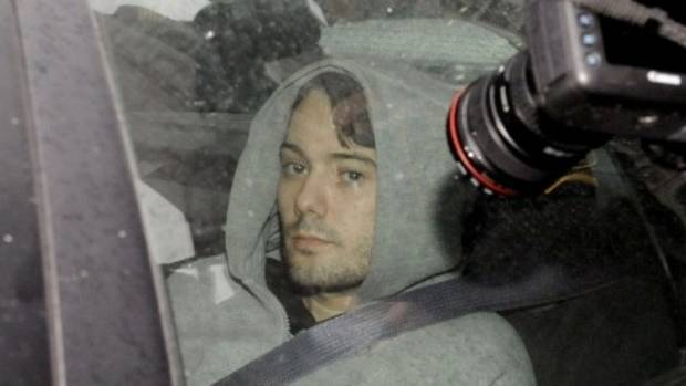 Martin Shkreli stepped down as CEO of Turing, a day after he was charged with securities fraud, securities fraud ...