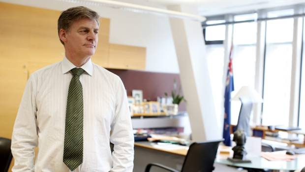 Minister of Finance Bill English has been doing some hard thinking about the 50 per cent of New Zealanders who did not ...