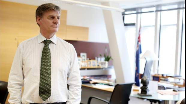 Bill English says his comments were supported by what the Government heard from dozens of New Zealand employers.