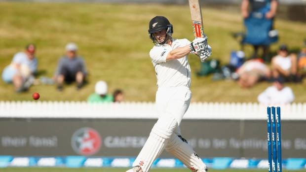 Kane Williamson set a New Zealand record for test runs in a calendar year.