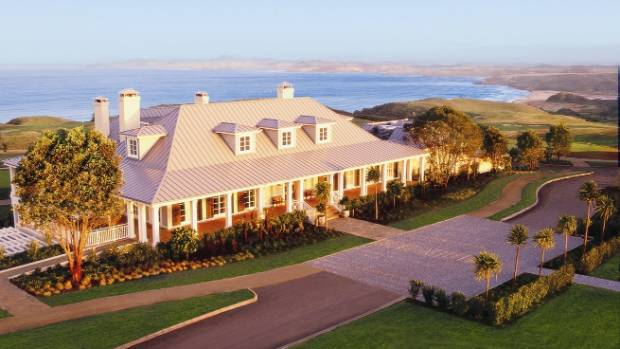 The Lodge at Kauri Cliffs is one of the top resorts in Australia and the South Pacific.