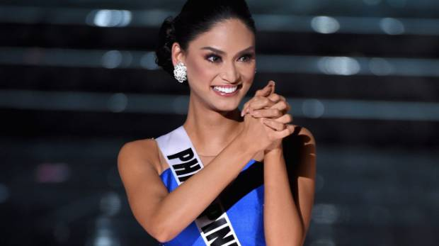 Pia Wurtzbach was mistakenly not named the winner of Miss Universe.