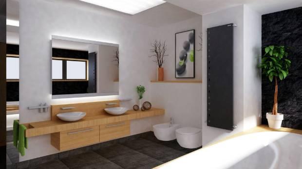 Seven renovation ideas for empty nesters with a room to - Modele salle de bain contemporaine ...