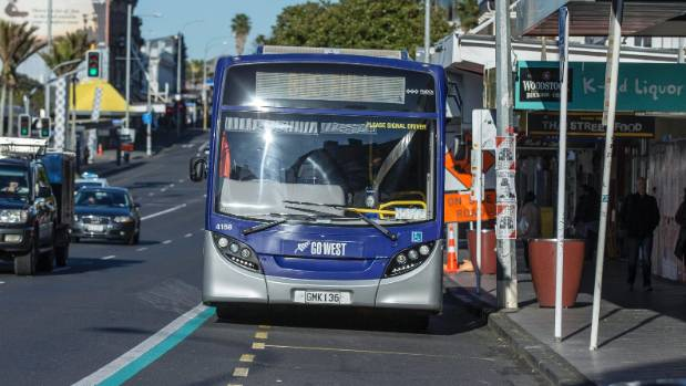 NZ Bus, which also operates Go West services, has lost its bid to service South Auckland.