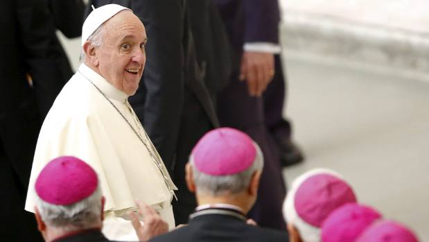 Pope Francis in the Vatican in December. His friendlier, more accessible style has been praised.
