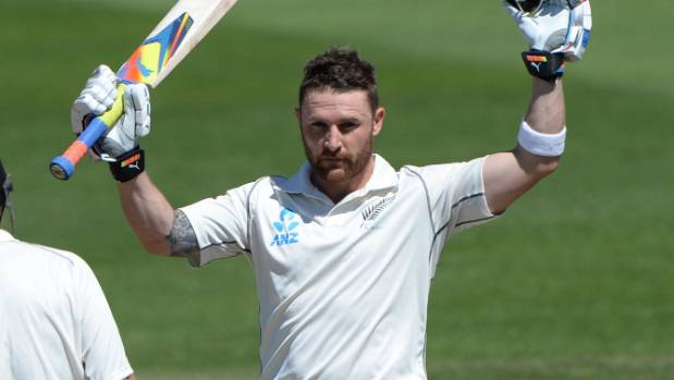 Brendon McCullum will draw a line under his international cricket career with the test series against Australia.