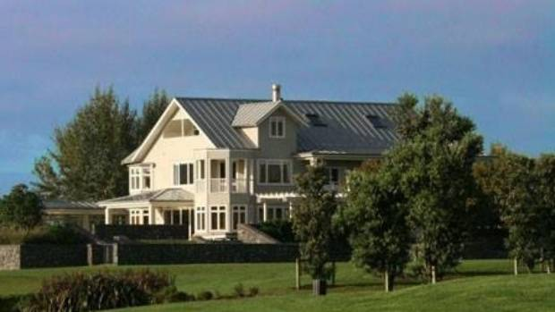 HolidayHouses.co.nz's most expensive listing is this Karaka property, for $9200 a night.