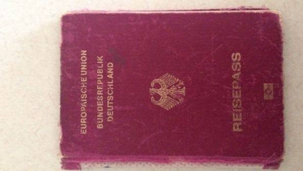 "This passport was considered ""damaged"" by Jetstar, and its owner wasn't allowed to board the plane."