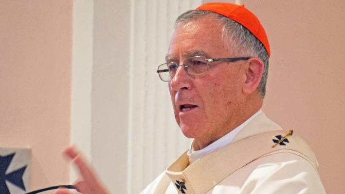 Cardinal John Dew calls for overhaul of Catholic Church in