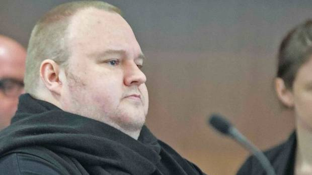 Kim Dotcom awaits the judge's decision in his extradition case to the US on charges of copyright infringement and ...