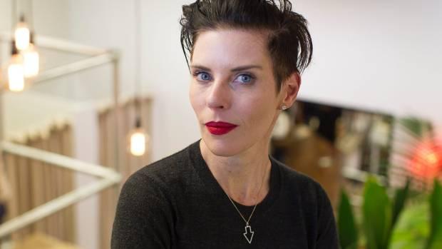 Virginia Wellington Fashion Designer