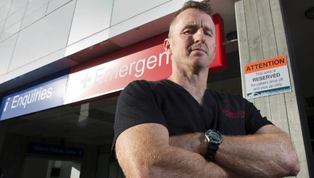 Waikato Hospital Emergency Department head John Bonning said in order for alcohol-related admissions to decrease, bars ...