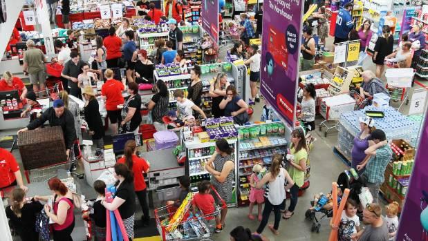 Shoppers spent $5.49 billion in December.
