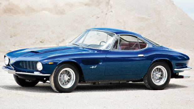 This 1962 Ferrari 250 GT Speciale by Bertone sold for $24.2 million.