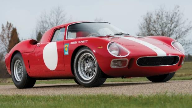 This 1964 Ferrari 250 LM sold for $25.8 million.