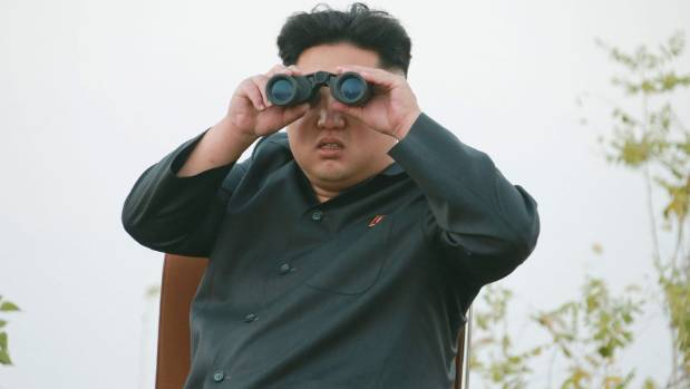 North Korean leader Kim Jong-Un is also reputed to be a heavy smoker and a big fan of Swiss cheese, particularly Emmental.