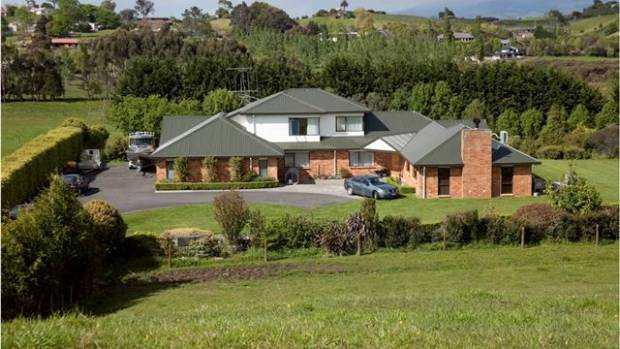 A $900,000 home in Hamilton seized from convicted drug manufacturer Stephen John Gray.