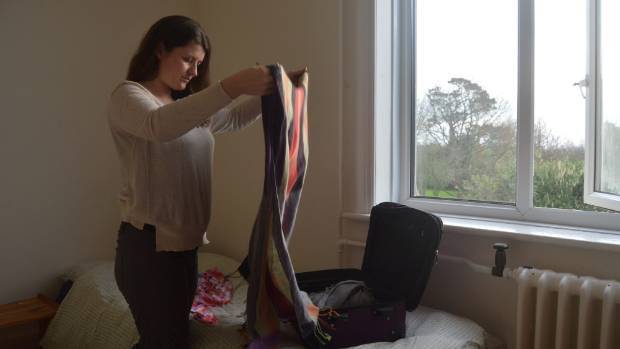 Anna McPhee packed her bags for Greece in January to volunteer in the refugee crisis.