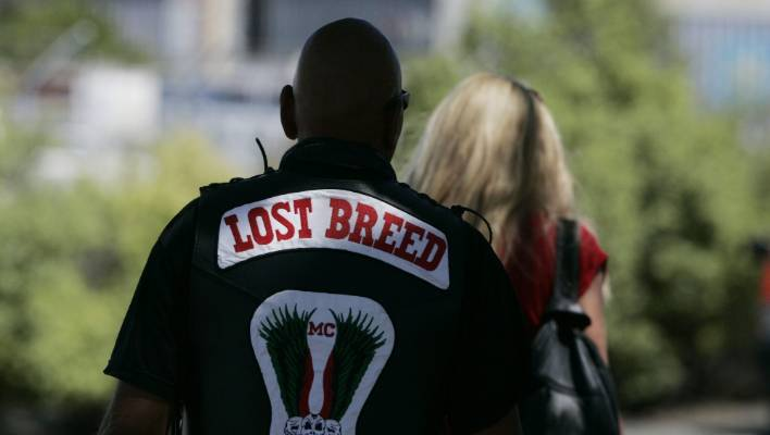 Hells Angels overthrows Lost Breed motorcycle gang in Nelson