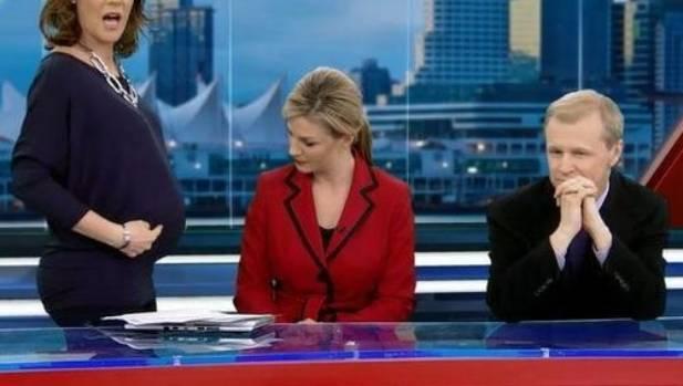 Global News meterologist Kristi Gordon addresses her haters on air.