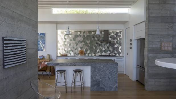 Another NZIA award-winning project, this villa in Grey Lynn was renovated by Xsite Architects. It incorporates ...
