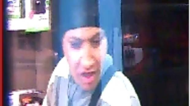 Police think this person could help them find the offender. Anyone with information is asked to call police immediately.
