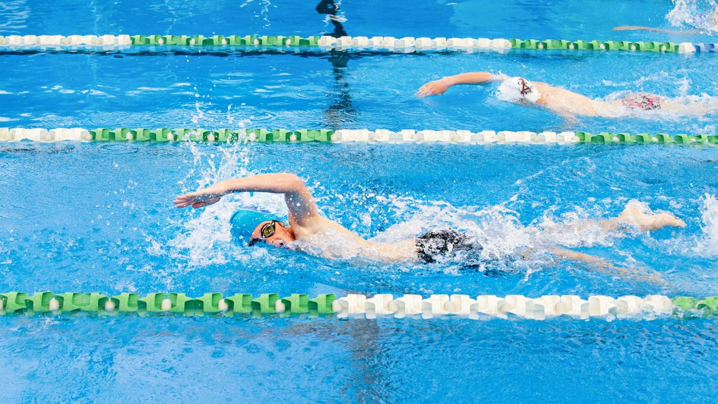 Stratford pool closed for repairs after new paint peels - Stratford swimming pool opening times ...