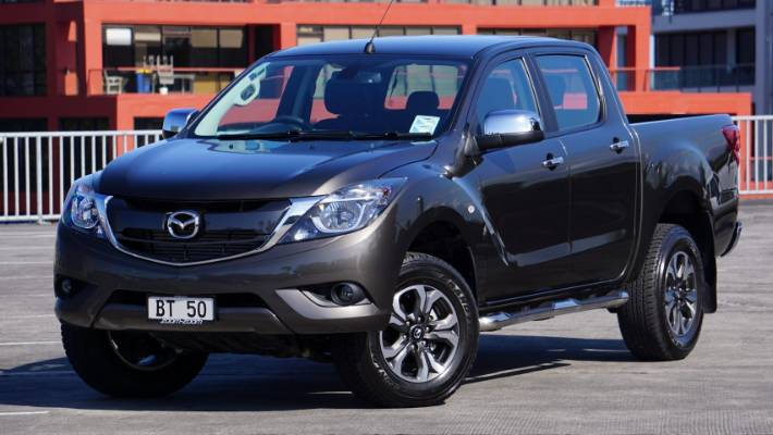244d1433cb1201 Mazda takes second look at BT-50 ute
