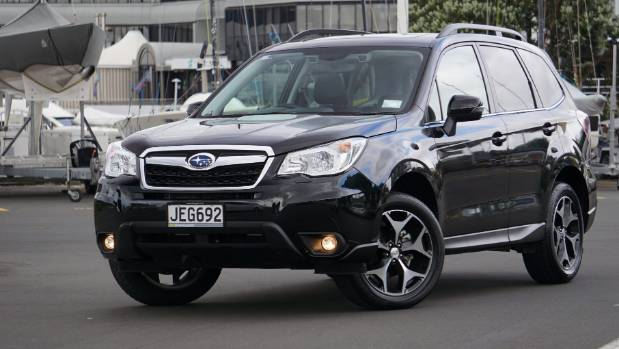 subaru forester 39 s suv appeal still comes at a premium. Black Bedroom Furniture Sets. Home Design Ideas