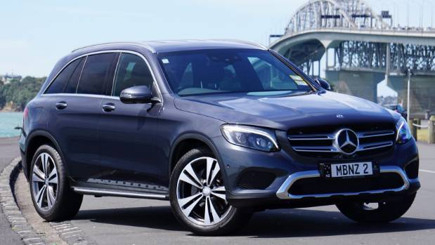 mercedes benz glc is a c class act
